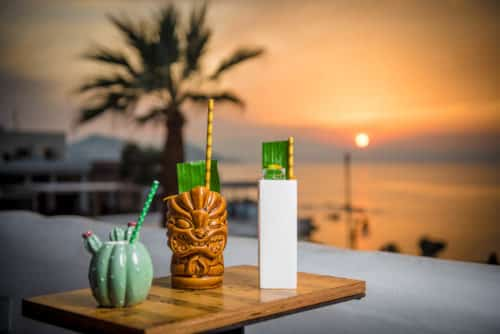 Sunset Cocktails Naxos Gallery