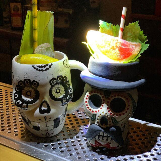 Skull Cocktails ! #naxos #naxosisland #naxos_island #ig_naxos #naxosgreece #greekislands #cocktails #cocktailbar #naxosgreece #greekgastronomy #gastronomia #visitgreece #sunsets #sunset #drinks #swingbarnaxos #cyclades #cocktailporn #greece #summer #travel #islands #island #summeringreece #aegean #travelgreece
